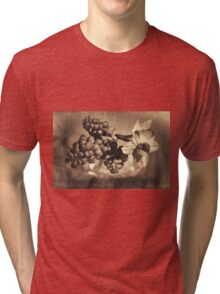 Muscari & Daffodils Tri-blend T-Shirt