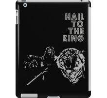 Ezekiel - Hail To The King iPad Case/Skin