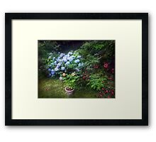 Summer Soltice Framed Print