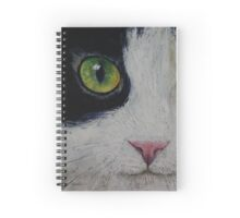 Japanese Bobtail Cat Spiral Notebook