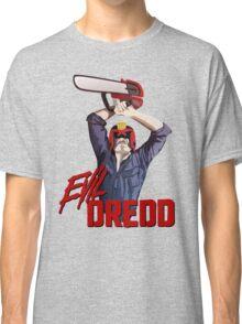 Evil Dredd Classic T-Shirt