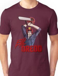 Evil Dredd Unisex T-Shirt