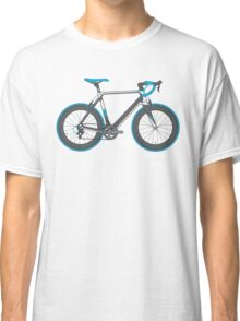 Road Bike Graphic-Sprinter Classic T-Shirt
