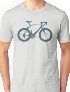 Road Bike Graphic-Sprinter Unisex T-Shirt