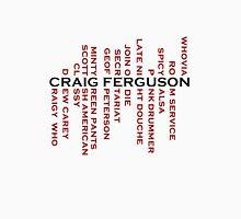 Craig Ferguson Name Tree Unisex T-Shirt