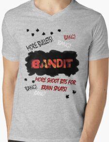 More Shoot Bits for Brain Splats! Mens V-Neck T-Shirt