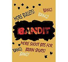 More Shoot Bits for Brain Splats! Photographic Print