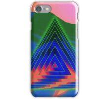 Geometry Glitch n.1 iPhone Case/Skin