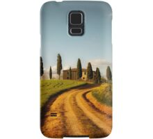 Postcard from Toskany Samsung Galaxy Case/Skin
