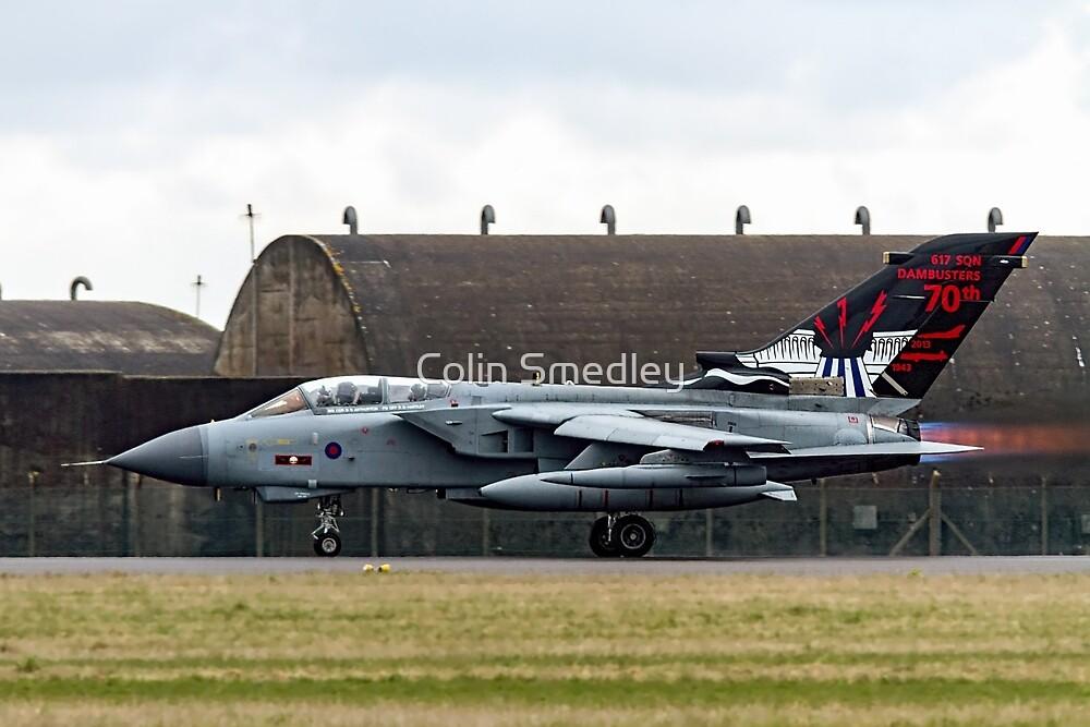Tornado GR.4 ZA412 Dambusters 70th by Colin Smedley