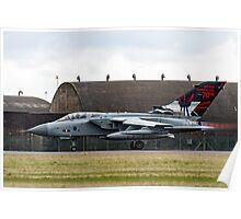 Tornado GR.4 ZA412 Dambusters 70th Poster