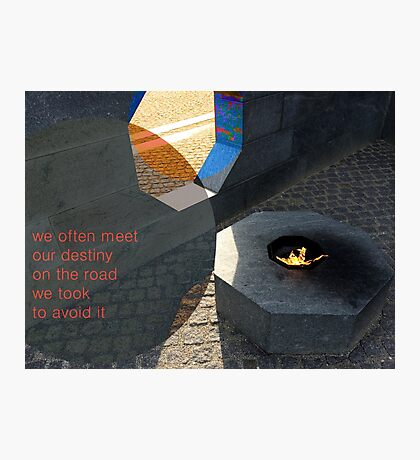 Mundy quote #12 Photographic Print