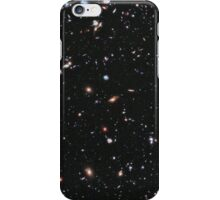 Hubble, Nasa, Extreme Deep Field image, space, constellation, Fornax iPhone Case/Skin