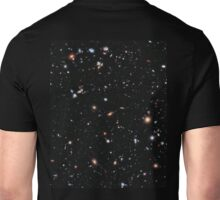 Hubble, Nasa, Extreme Deep Field image, space, constellation, Fornax Unisex T-Shirt