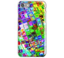 Psychedelic Planet Disco Ball iPhone Case/Skin