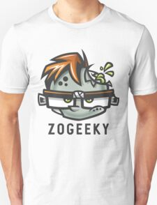 Zombies and Geeks Unisex T-Shirt