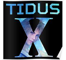 <FINAL FANTASY> Tidus X Poster