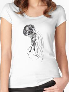 Jelly Women's Fitted Scoop T-Shirt