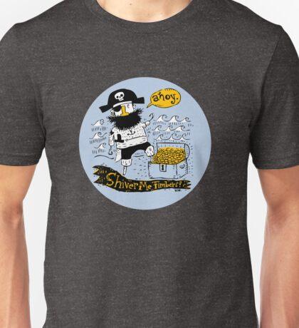 Ahoy, Pirates! Unisex T-Shirt