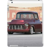 1956 Chevrolet Custom Pickup iPad Case/Skin