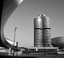 BMW Bridge between Worlds by Kasia-D