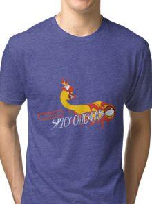 Valor Spicy Chickens Tri-blend T-Shirt