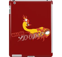 Valor Spicy Chickens iPad Case/Skin