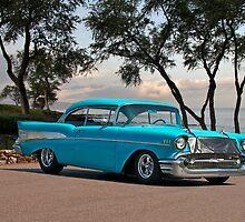 1957 Chevrolet Bel Air Hardtop II by DaveKoontz