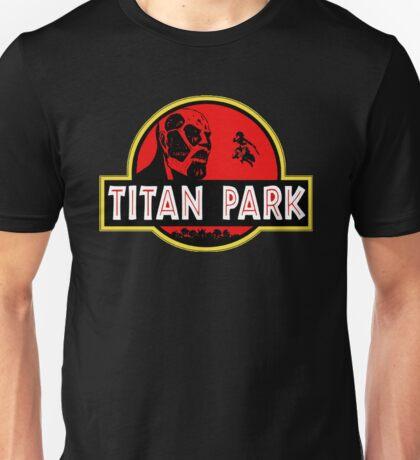 <ATTACK ON TITAN> Titan Park Unisex T-Shirt