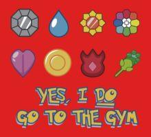 Pokémon Gym Hero - Indigo League One Piece - Long Sleeve