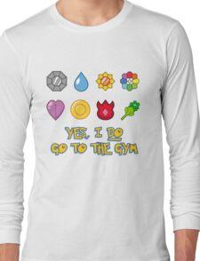 Pokémon Gym Hero - Indigo League Long Sleeve T-Shirt