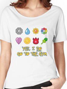 Pokémon Gym Hero - Indigo League Women's Relaxed Fit T-Shirt