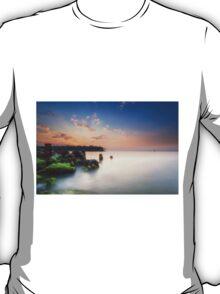 Fishbourne Breakwater Sunset T-Shirt