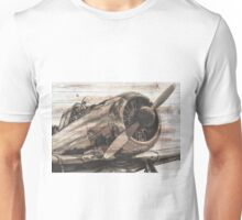 Old airplane Unisex T-Shirt