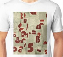 Abstract pattern 50 Unisex T-Shirt