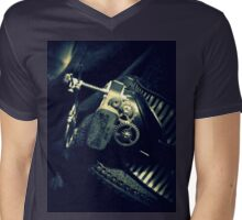 Steampunk Ladies Hat 2.2 Mens V-Neck T-Shirt