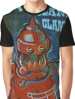 Clank, Clank, Clank Graphic T-Shirt