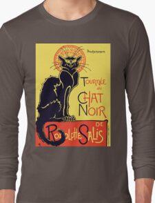 Le Chat Noir Long Sleeve T-Shirt