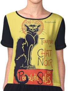 Le Chat Noir Chiffon Top