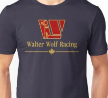 WALTER WOLF RACING - F1 TEAM Unisex T-Shirt