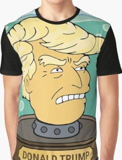 Trump in a Jar Graphic T-Shirt