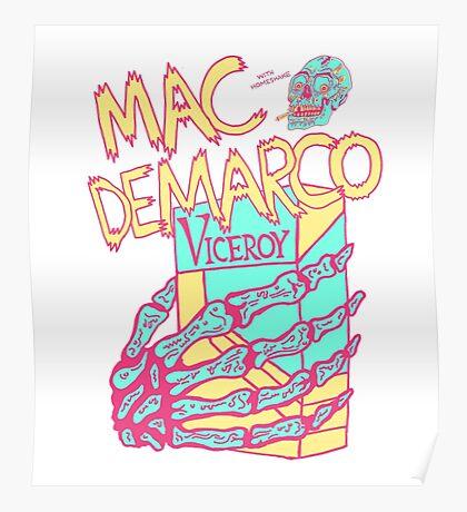 Mac Demarco - The Cramp Poster
