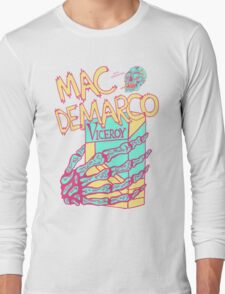 Mac Demarco - The Cramp Long Sleeve T-Shirt