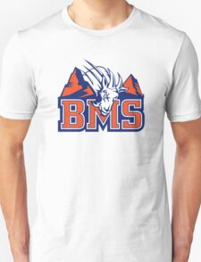 blue mountain state logo Unisex T-Shirt
