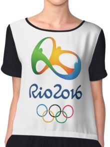 RIO OLYMPICS 2016 Chiffon Top