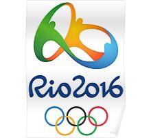 RIO OLYMPICS 2016 Poster