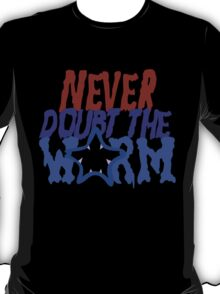 Never Doubt The Worm (Bravest Warriors) T-Shirt
