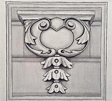 Architectural Detail #2 by DeWittOriginals