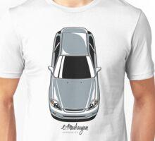 Honda Civic EK (grey) Unisex T-Shirt