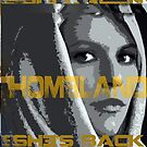 Homeland S5 - She's Back by appfoto